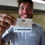 Mediacom Italia in viaggio con Mattia Miraglio
