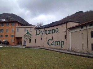 Dynamo Camp esterno